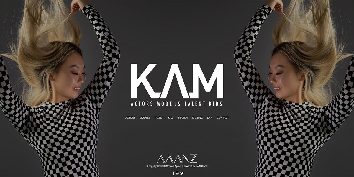 Kids Girls by KAM Talent
